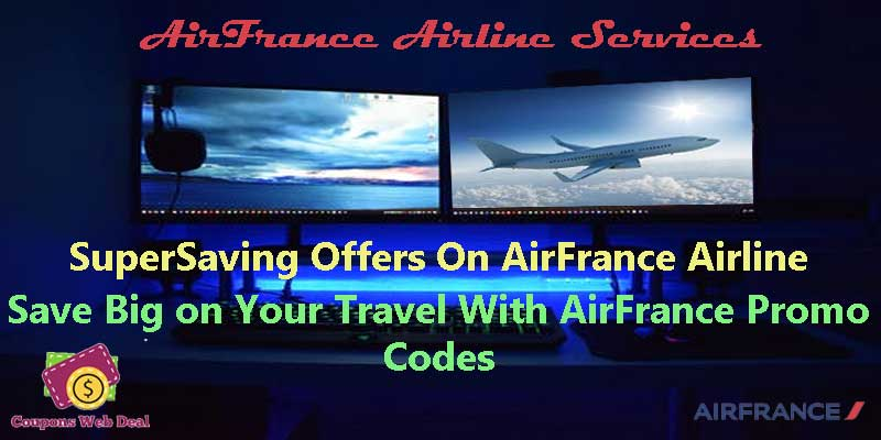 AirFrance-Promo-Codes