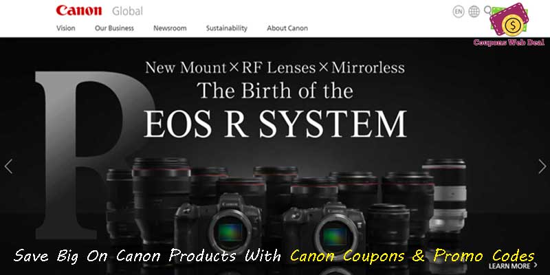 Canon-Coupons
