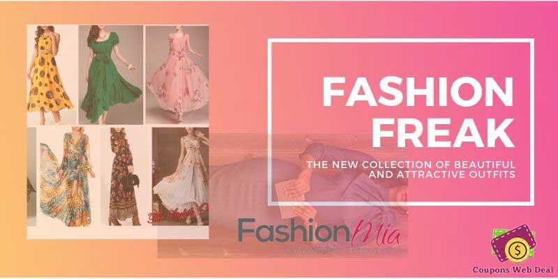 FashionMia Promo Codes