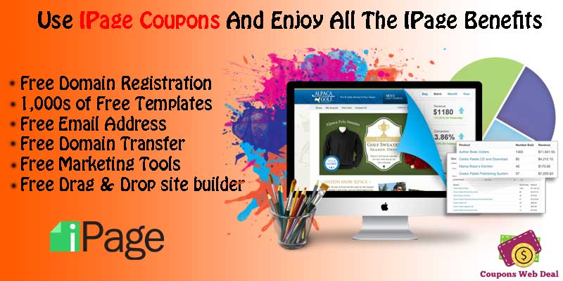 IPage Coupons