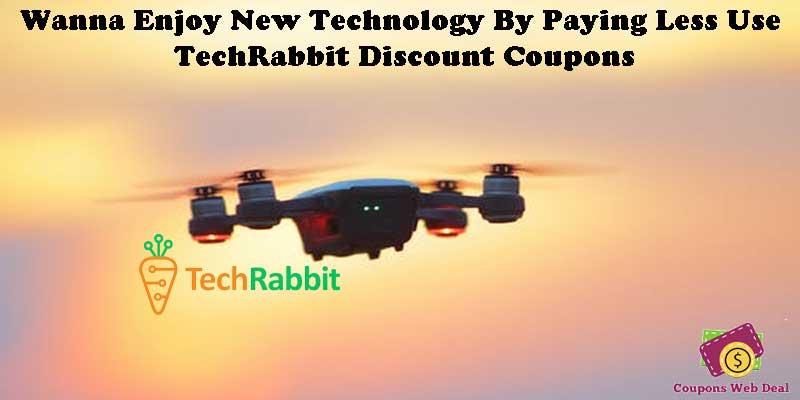TechRabbit Discount Coupons