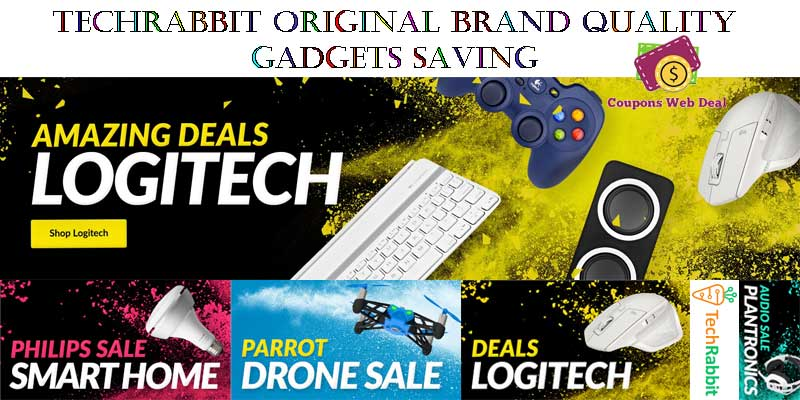 TechRabbit Promo Codes
