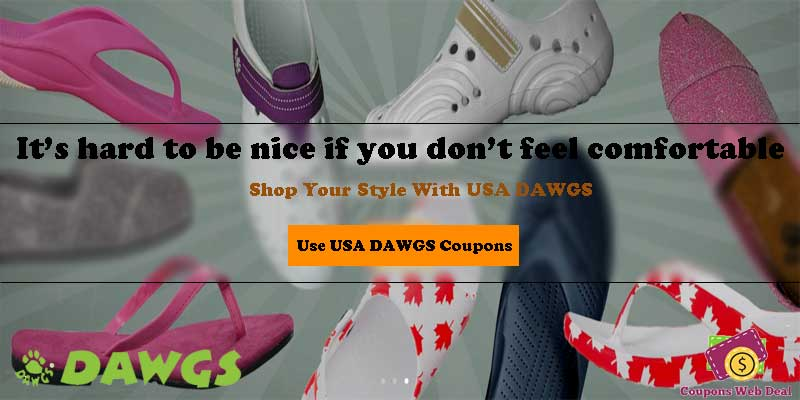 USA DAWGS Coupon Code