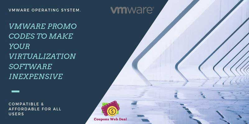 VMWare promo codes
