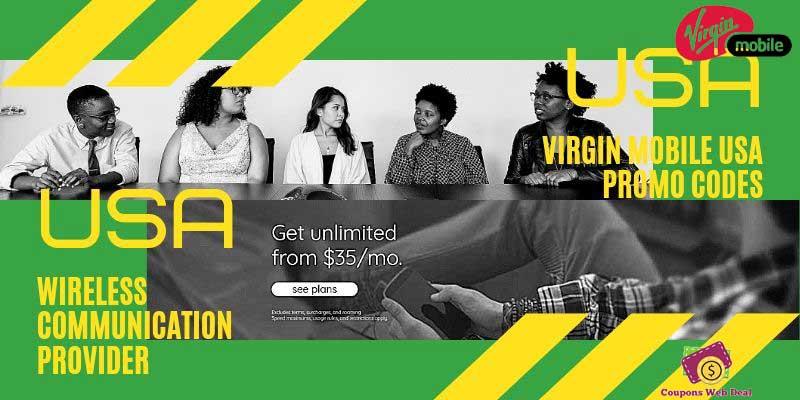 Virgin Mobile USA Promo Codes