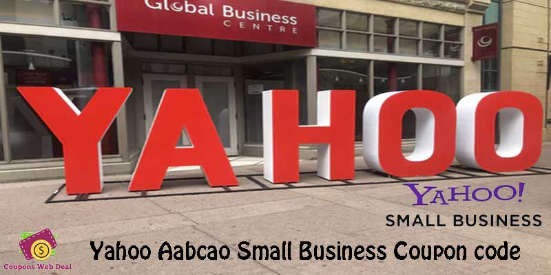 Yahoo Aabcao Small Business Coupon code