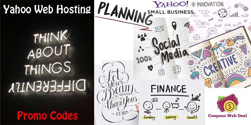 Yahoo Web Hosting Promo Codes