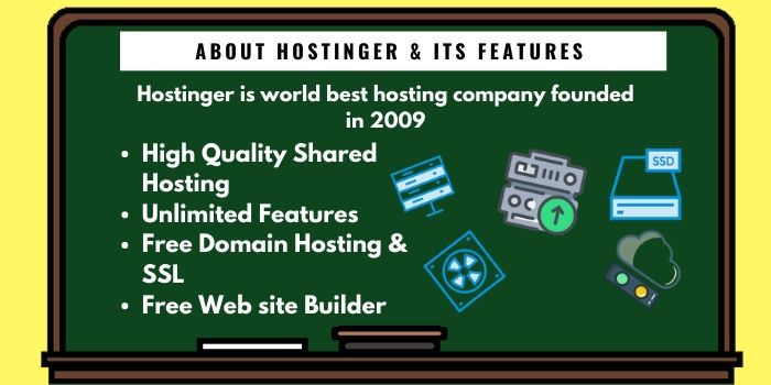 About Hostinger