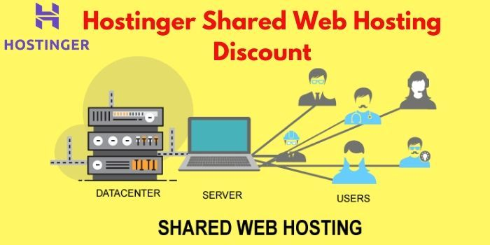 Hostinger Shared web hosting Coupon Code