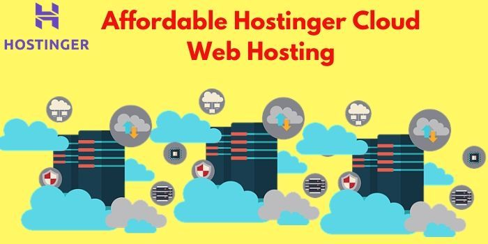 Hostinger cloud Web hosting Coupon Code