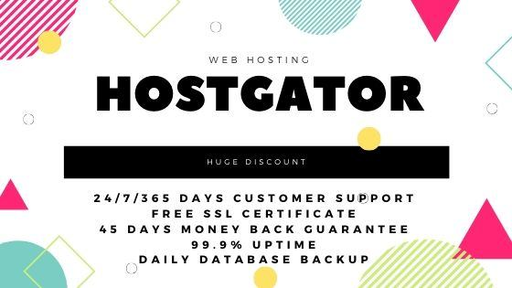 Hostgator Huge Discount