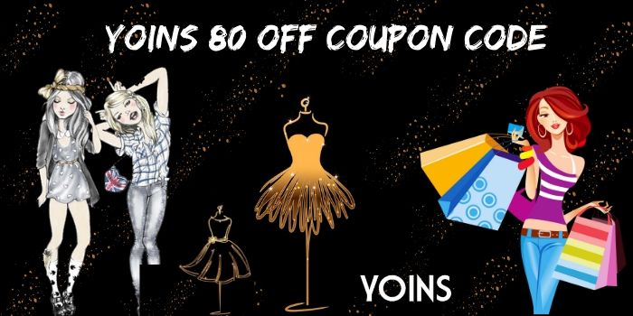 Yoins 80 Off Coupon Code