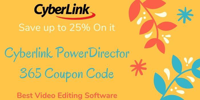 PowerDirector 365 Promo Code