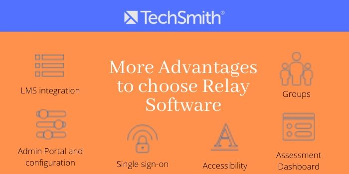 Advantages to choose relay software
