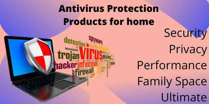 Antivirus Protection Products for home