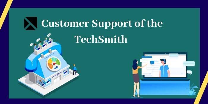 Techsmith Customer Support