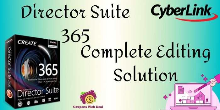 Cyberlink Director Suite Coupons
