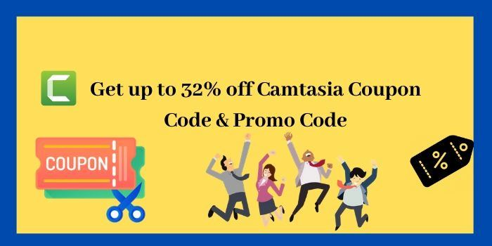 Techsmith Camtasia Coupon Code