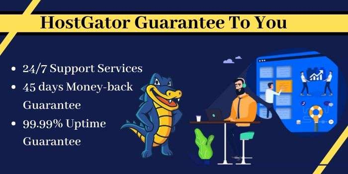 HostGator Guarantee