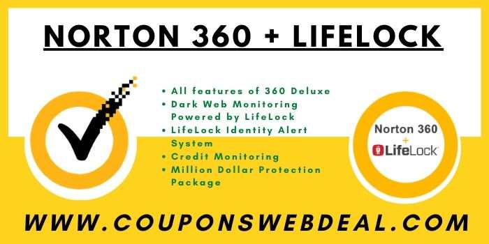 Norton 360 + Lifelock