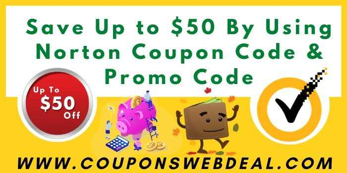 Norton 50 Off Coupon COde