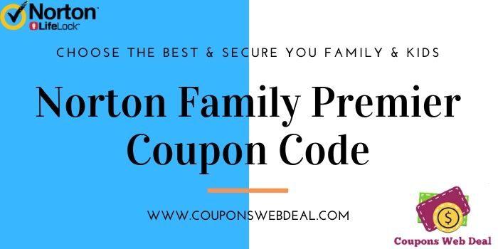 Norton Family Premier Coupon