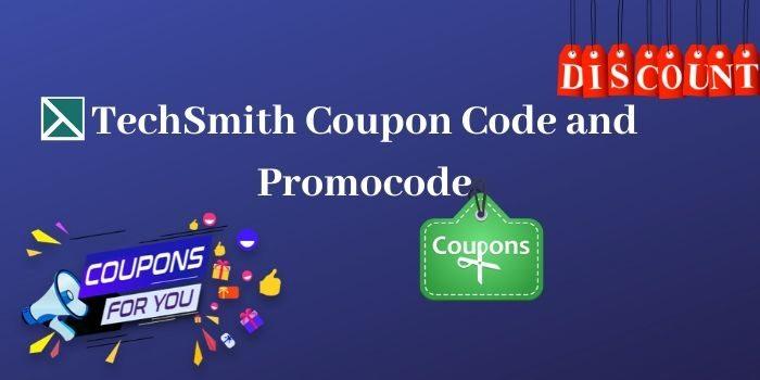 TechSmith Coupon Code