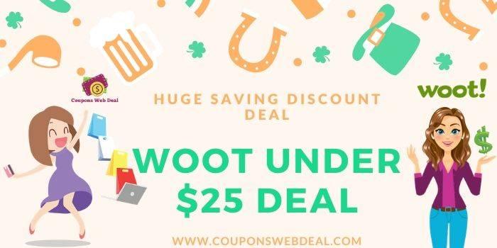 Woot Under $25 Deal