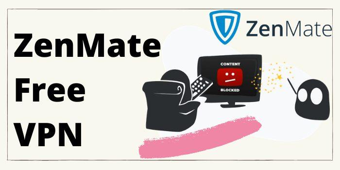 ZenMate Free VPN