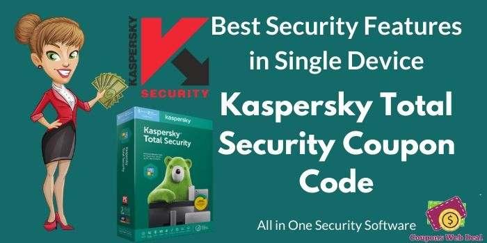 Kaspersky Total Security Deal