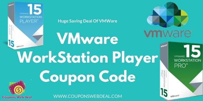 VMWare Workstation Player Coupon