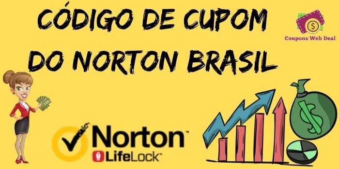 Código de cupom do Norton Brasil