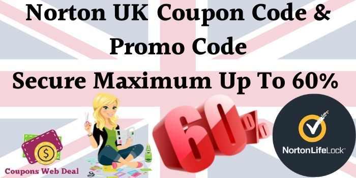 Norton UK 60 off Coupon Code