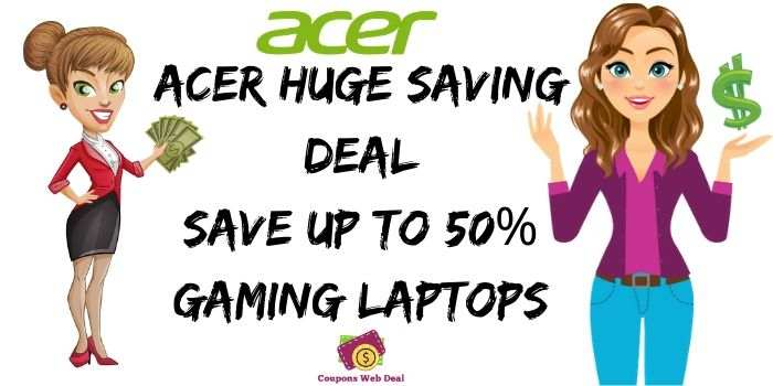Acer Gaming Laptop Deal