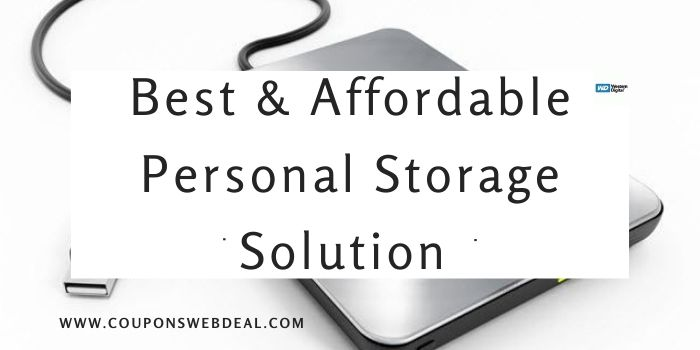 Get the best Personal Storage Solution By Western Digital ...