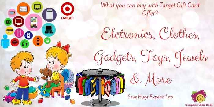 Active Target Free Gift Card