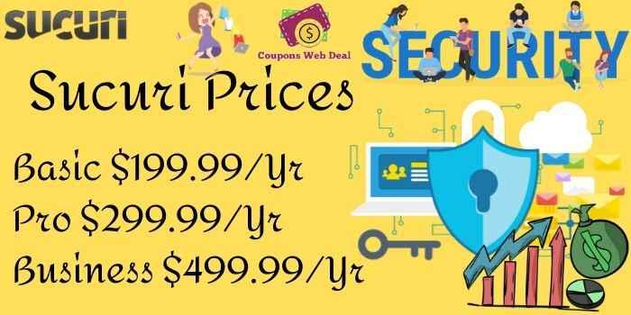 Sucuri Prices