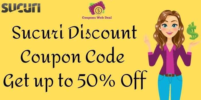Sucuri Discount Code