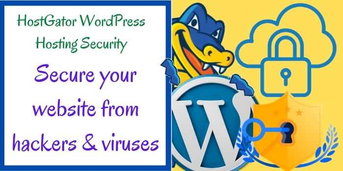 Hostgator WordPress Security
