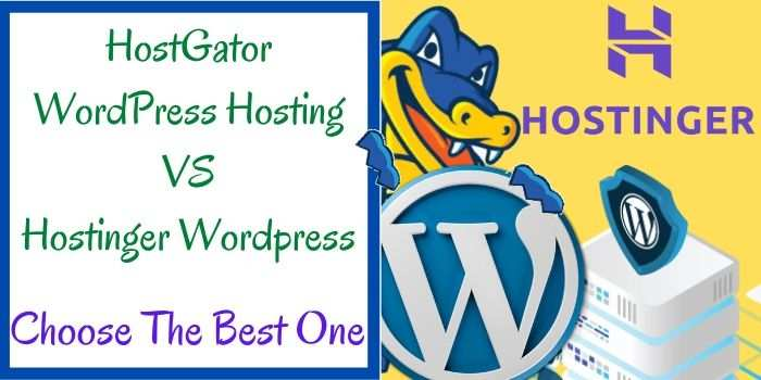 Hostgator VS Hostinger