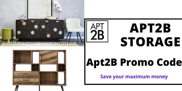 Apt2B Promo Code