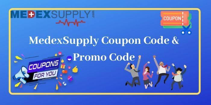 MedexSupply Promo code