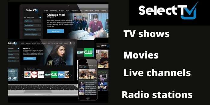 SelectTV Shows