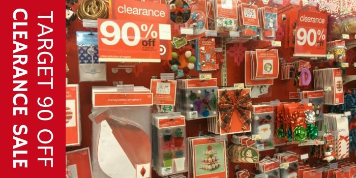 Target 90 Off Clearance Sale