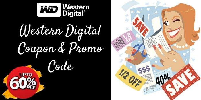 Western Digital Coupon Code