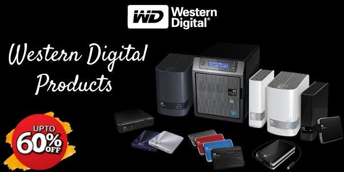 Western Digital Products