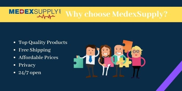 Why choose MedexSupply