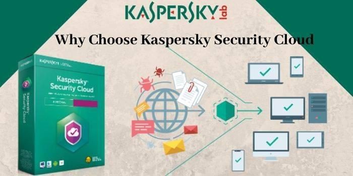 Kaspersky Security Cloud Coupon Features