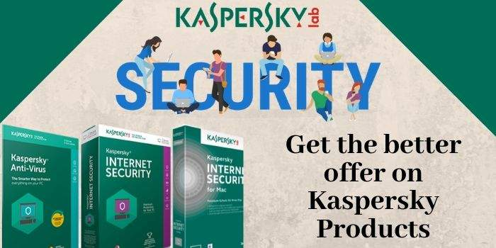 Kaspersky Product Sale