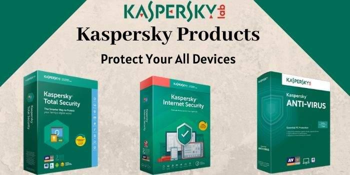 Kaspersky Antivirus Products